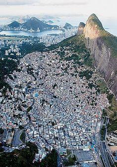Comunidade da Rocinha  São Conrado