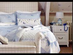 Laura Ashley Bedroom Video - YouTube