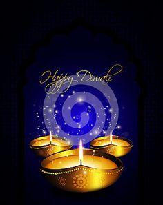 Illustration about Oil lamp with diwali diya greetings dark blue background. Illustration of glowing, creative, graphic - 34612019 Diwali Diya, Diwali Gifts, Happy Diwali, Diwali Wishes Quotes, Diwali Images, Festivals Of India, Diwali Celebration, Free Stock, Dark Blue Background