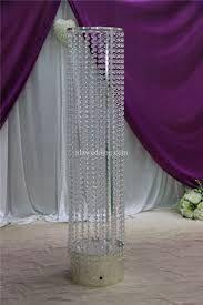 Hasil gambar untuk how to make DIY lighted wedding columns