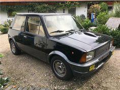 Innocenti Mini De Tomaso Bertone - 3