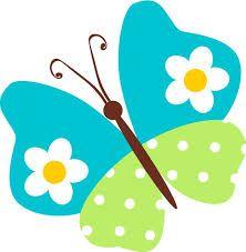 Resultado de imagen para mariposas dibujos a color png