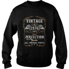 Birthday Year Gift Vintage 1976 All Original Parts TShirt #1976 #tshirts #birthday #gift #ideas #Popular #Everything #Videos #Shop #Animals #pets #Architecture #Art #Cars #motorcycles #Celebrities #DIY #crafts #Design #Education #Entertainment #Food #drink #Gardening #Geek #Hair #beauty #Health #fitness #History #Holidays #events #Home decor #Humor #Illustrations #posters #Kids #parenting #Men #Outdoors #Photography #Products #Quotes #Science #nature #Sports #Tattoos #Technology #Travel…