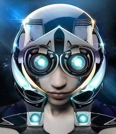 Sci-fi Digital Art by Oxford, UK based Freelance Designer Lucas Kuta