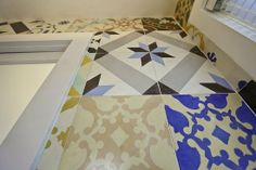 Resources and Information on Vintage Handmade Cuban Tiles