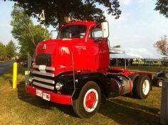 IH KBS11 Navistar International, International Harvester Truck, Cool Trucks, Big Trucks, Cab Over, Heavy Truck, Vintage Trucks, Classic Trucks, Semi Trucks