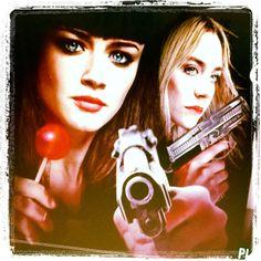 Violet & Daisy  #cultmovie #VioletandDaisy #gunsand #lollipops