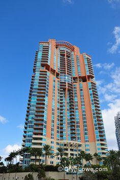 South Pointe Building, South Beach  (Miami Beach, Florida)