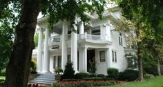 Visit the Historic Hayes House in Muskogee, Oklahoma for a relaxing and luxurious vacation with someone special.