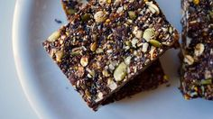 This energy bar recipe will fuel you when you're fired up—and most importantly, it doesn't taste like cardboard.