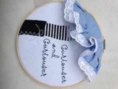 Alice`s dress hoopla - NEEDLEWORK