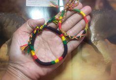 Cord Bracelet Bob Marley Rasta Reggae Surfer Friendship Bracelet Jamaica 2 pcs in Jewelry & Watches, Fashion Jewelry, Bracelets | eBay