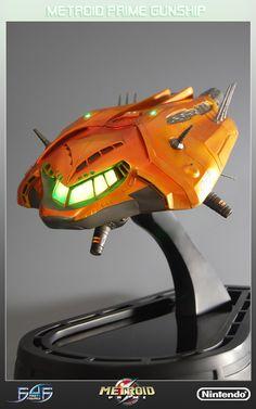 Metroid Prime: Samus Aran's Varia Suit, Metroids, etc, Gene Kohler Metroid Samus, Metroid Prime, Samus Aran, Sci Fi Games, Nintendo Sega, Female Protagonist, Space Pirate, Suit Of Armor, Gaming