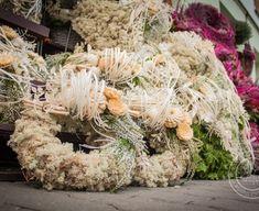 Floral Wreath, Wreaths, Table Decorations, Gardening, Home Decor, Fall Season, Autumn, Flowers, Floral Crown