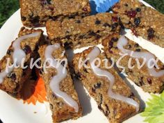 Healthy Choices, Granola, Breakfast Recipes, French Toast, Healthy Recipes, Vegan, Make It Yourself, Cooking, Desserts