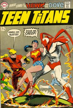 nick cardy titans | Nick Cardy Teen Titans Covers
