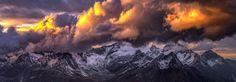 ***Cloudscape (Zermatt, Switzerland) by Timothy Poulton on 500px