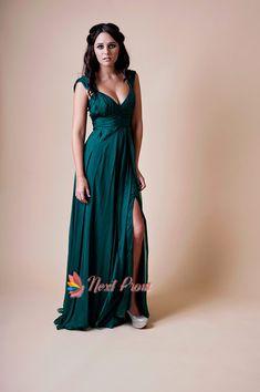 ed0a2fcb509 17 Delightful emerald green prom dresses images