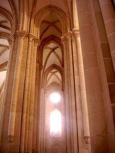 Tecto da Igreja do Mosteiro de Alcobaça | Flickr – Compartilhamento de fotos!