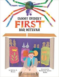 Sammy spiders first trip to israel sylvia a rouss katherine sammy spiders first bar mitzvah sylvia a rouss katherine janus kahn 9781467794121 fandeluxe Document