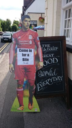 Pub Sign Of The Day (PICTURE)