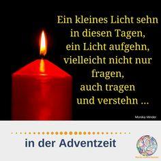 Spruch zur Adventzei