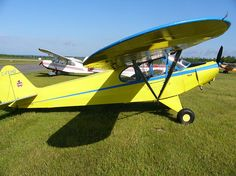 WAG-AERO CUBY is a replica of the Piper J-3, designed by Dick Wagner and marketed by Wag-Aero of Lyons, Wisconsin as plans or in kit form. The aircraft is currently marketed under the name Wag-Aero Sport Trainer.