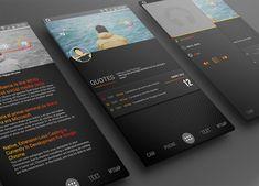 SlideRound: miniatura de captura de pantalla