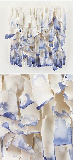 Porcelain panel by ReCheng Tsang