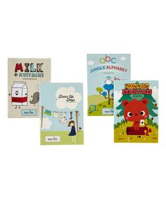 Loving This Jungle Alphabet Coloring Book Set On Zulily Zulilyfinds