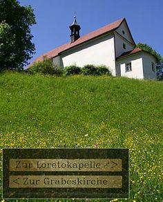 Allgäu - Alpsee Die Wallfahrtskirchen