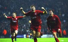 Murphy: Gerrard the best midfielder I've seen and a Liverpool all-time great Liverpool Captain, Liverpool Football Club, Liverpool Fc, Great Comebacks, European Cup, Major League Soccer, Transfer News, Steven Gerrard, Uefa Champions League