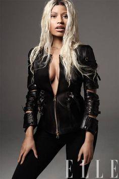 Nicki Minaj :: Elle