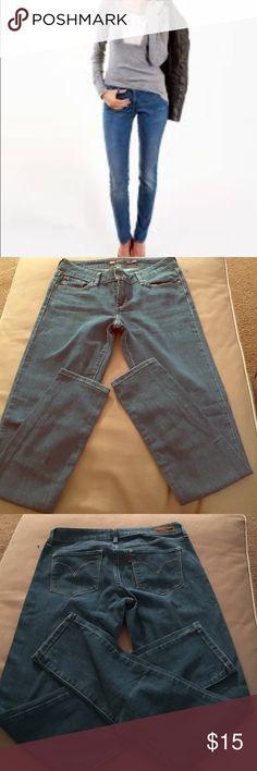 Women's Demi Levi's 100 cotton skinny jean Levi's Jeans Skinny