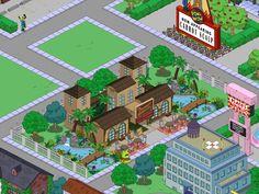 Resultado de imagen de simpsons tapped out waterfront house ideas