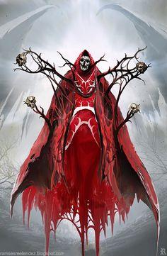"scifi-fantasy-horror: "" by Ramses Melendez "" Dark Fantasy Art, Fantasy Artwork, Dark Art, Dark Tower Art, The Dark Tower, Monster Art, Arte Horror, Horror Art, Best Horror Movies"