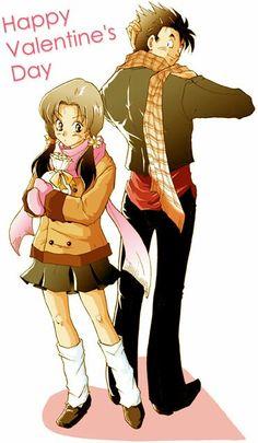 All Things Gohan And Videl Dbz, Goku, Dbs Gohan, Dragon Ball Z, Dark Anime, Couple, Anime Love, Manga Anime, Anime Art