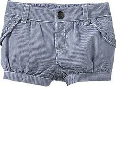 Bubble Shorts for Baby