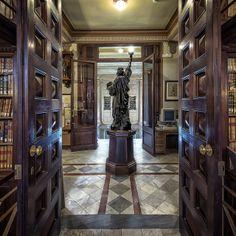 Liberty en Barcelona - Biblioteca Arús