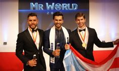 MR. WORLD ROHIT KHANDELWAL: THE INDIAN SON RISES FROM THE WEST