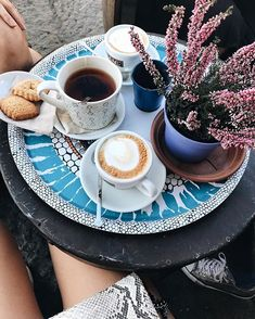 WEBSTA @maxine_stove Coffee time all day ☕️