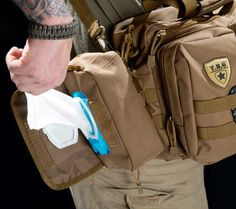 TBG Wipe Pouch - Tactical Baby Gear - 1