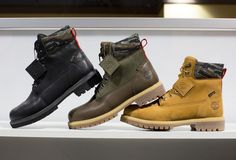"""Black Scale x Timberland 6"""" Boots"""