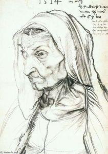 Barbara Durer - (Albrecht Durer)