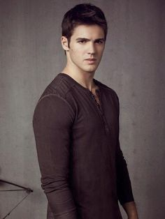 Steven R. McQueen! Once he cut off the Sam Winchester hair he was golden in my eyes