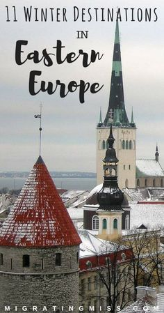 11 Winter Destinations in Eastern Europe
