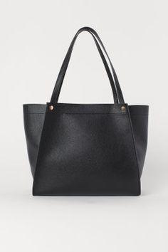 Shopper - Black - | H&M US