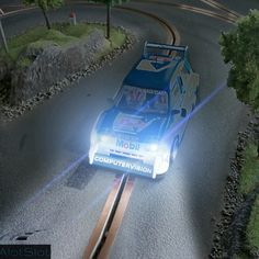 Slot cars in portable slot car track. Science Lesson Plans, Free Lesson Plans, Slot Car Tracks, Slot Cars, Dental Plans, Free Coupons, Cancer Cure, Car Videos, Business Planning