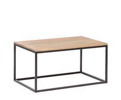 90 cm x 45 cm x 60 cm Mango wood coffee table http://unodesign.pl/item/669/299/Katalog-produktow/Meble/Kolekcje/SoHo/Stolik-kawowy.html