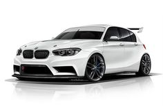 BMW 1 Series Facelift 2015 ADF Motorsport LCI Racing Version 1 photo section of information related to. Bmw M1, Bmw E30 M3, Bmw 328i, Bmw G310r, E90 335i, Bmw Cars, M2 Bmw, Bmw 2002, E36 Coupe